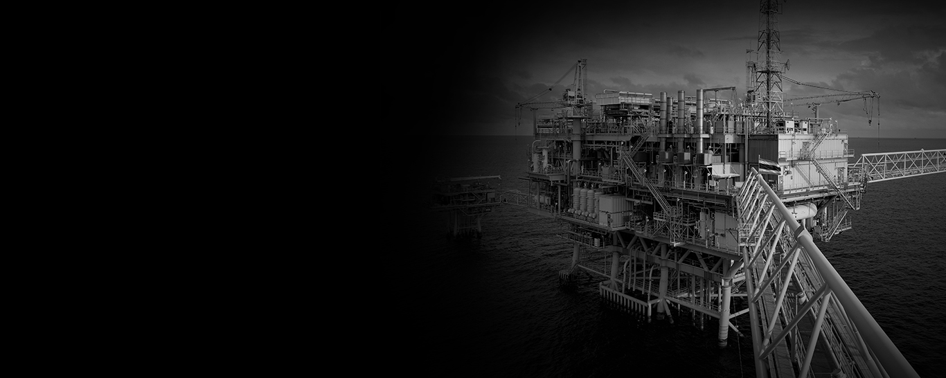 Oil rig, power and energy, industrial marketing, JBPRM