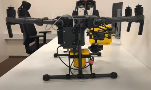 Falcon Methane Detection